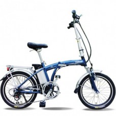 ELECTRICAL FOLDING BICYCLE