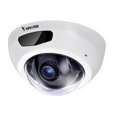 ULTRA-MINI IR FIXED DOME NETWORK CAMERA