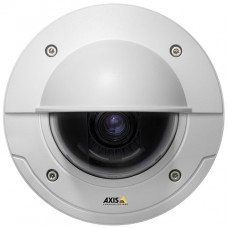 P3343-VE VANDAL RESISTANT FIXED DOME CAMERA
